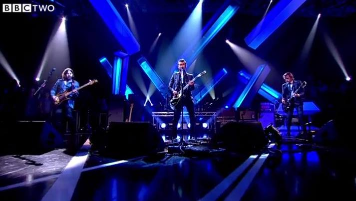 Arctic Monkeys Jools 22/10/2013