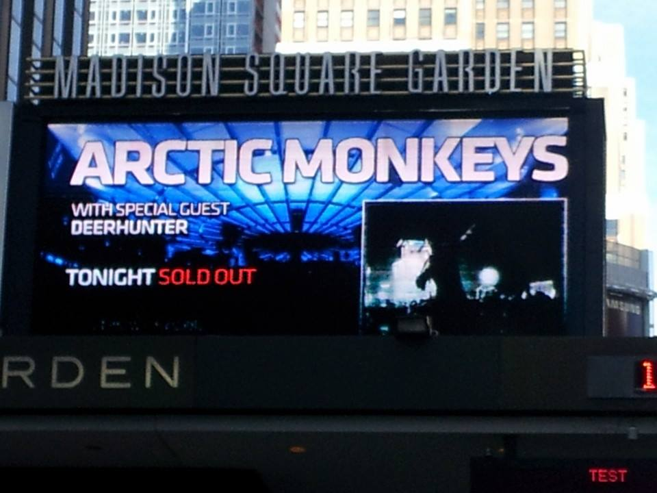 am madison square garden